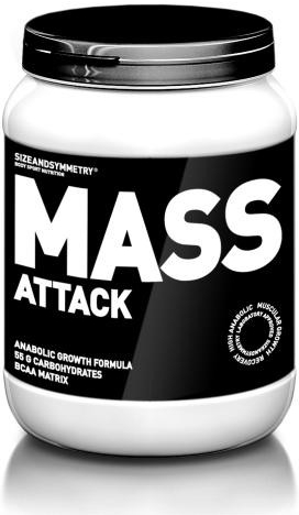 Mass Attack Muscular Gainer