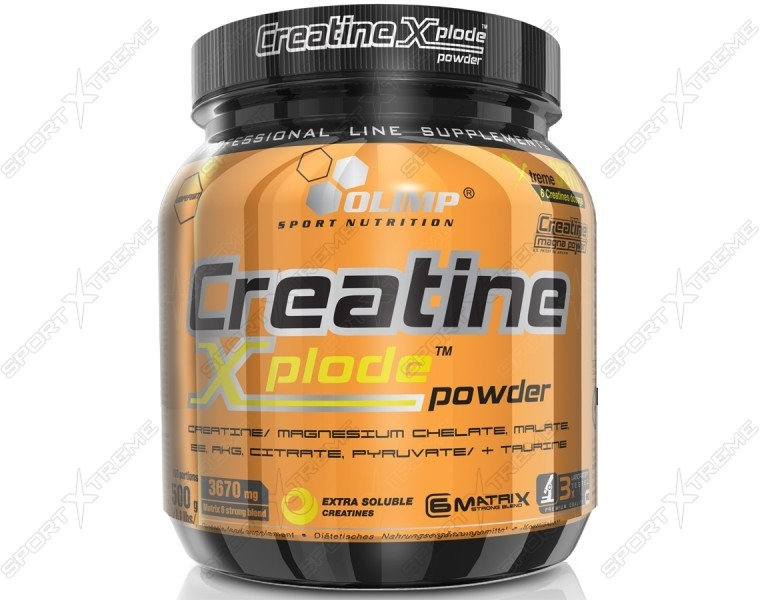 Olimp Sport Nutrition Creatine Xplode