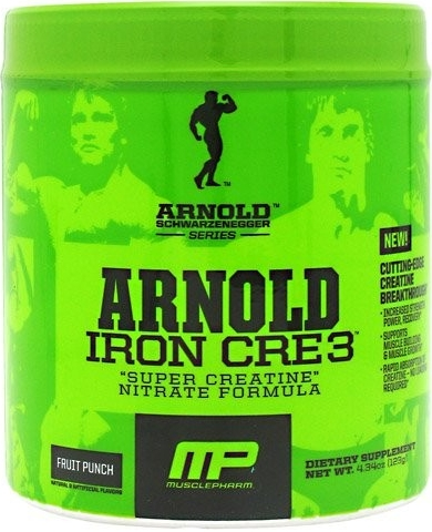 MusclePharm Arnold Iron CRE