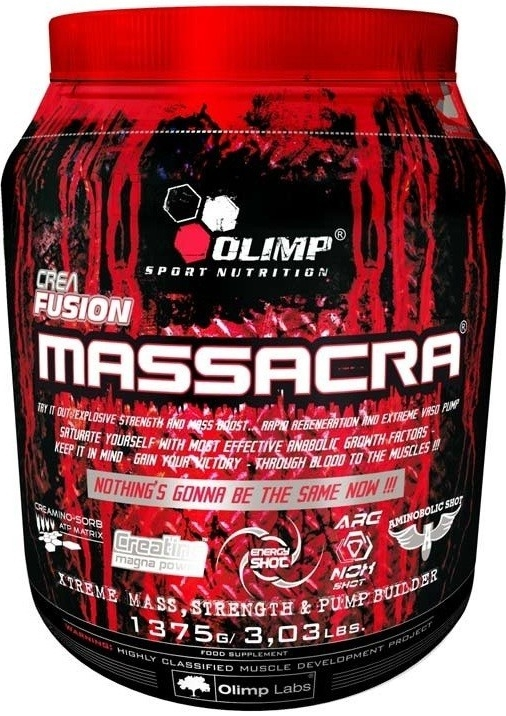 Olimp Sport Nutrition CreaFusion Massacra