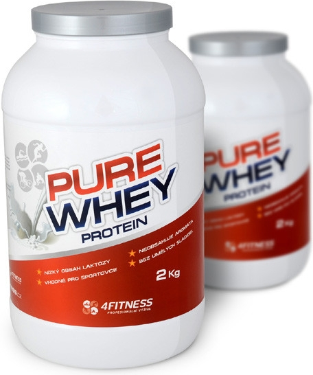 4fitness CMF Protein Pure Whey 80%