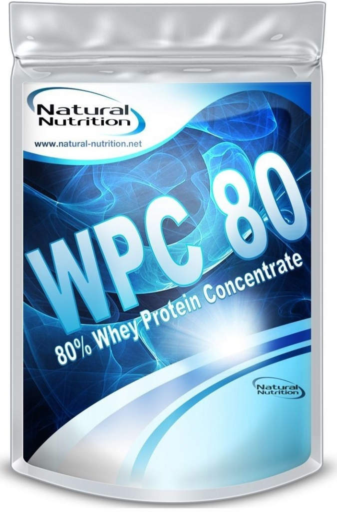 Natural Nutrition WPC 80