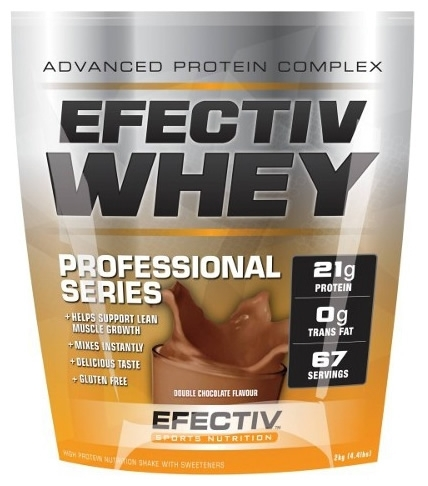Efectiv Nutrition Whey Professional Series