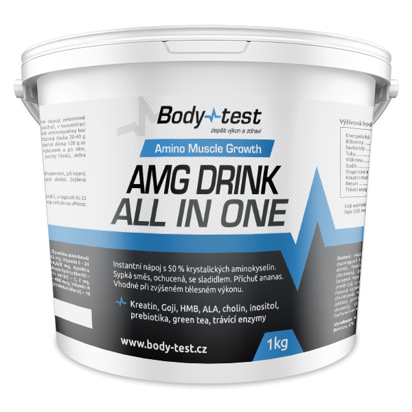 Body-Test AMG Drink: All in One