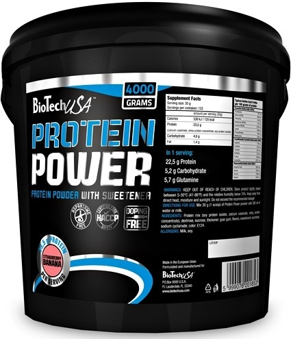 Biotech Protein POWER