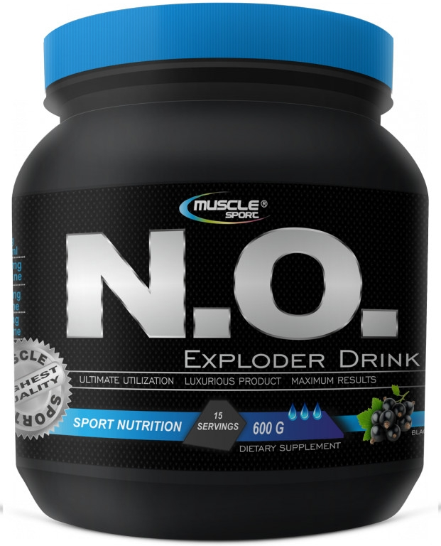 Muscle Sport NO EXPLODER Drink