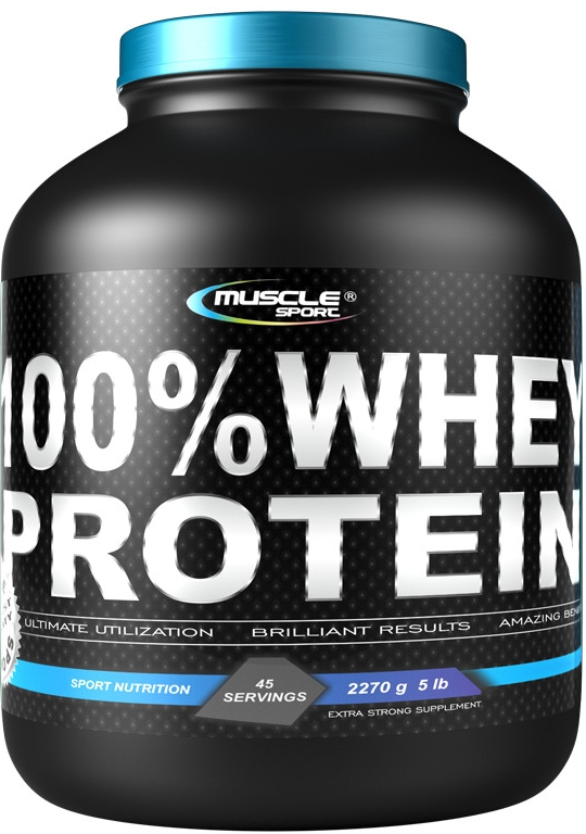 Muscle Sport 100 % Whey Protein