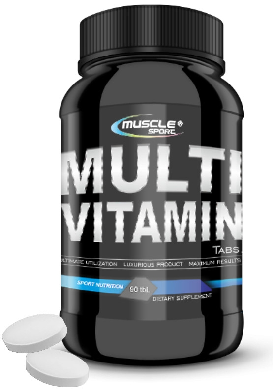 Muscle Sport Multivitamin