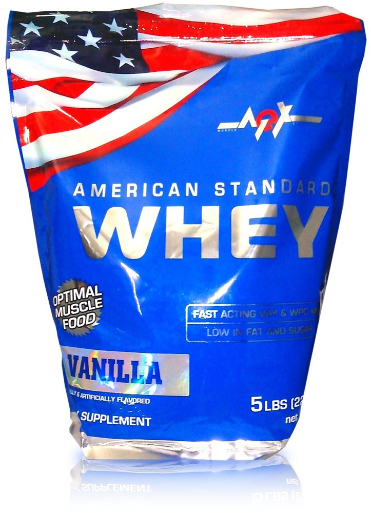 Mex American Standart Whey Protein