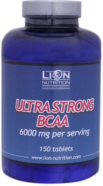 Lion Nutrition Ultra Strong BCAA