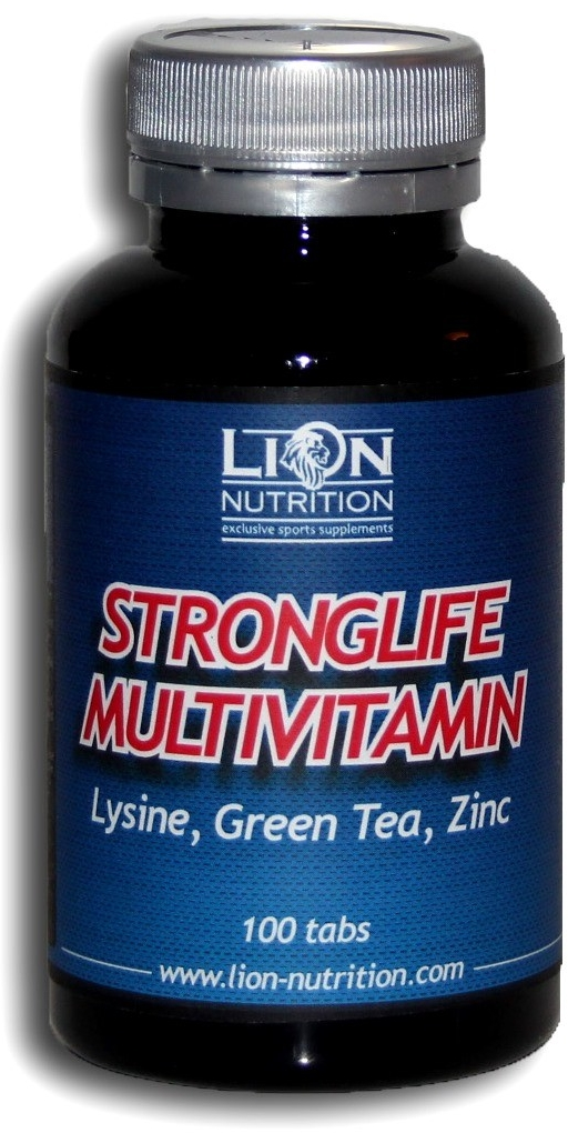 Lion Nutrition Stronglife Multivitamin