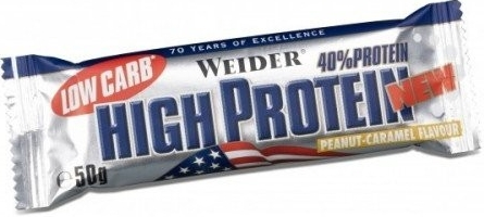 WEIDER 40% Low Carb High Protein