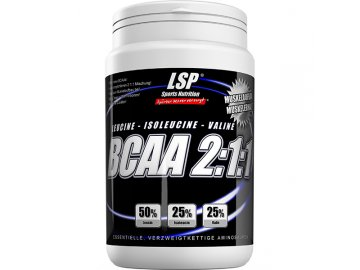 LSP nutrition BCAA 2:1:1