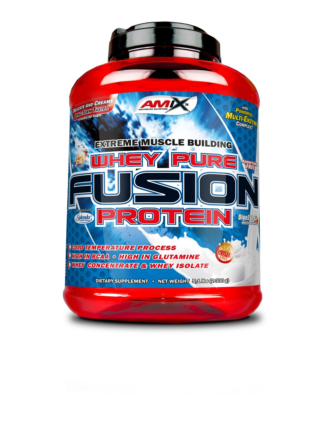 Amix Nutrition Whey Pure Fusion Protein