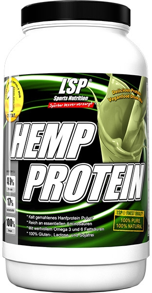 LSP nutrition Hemp protein