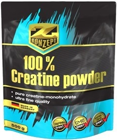 Z-Konzept 100% Creatine Powder