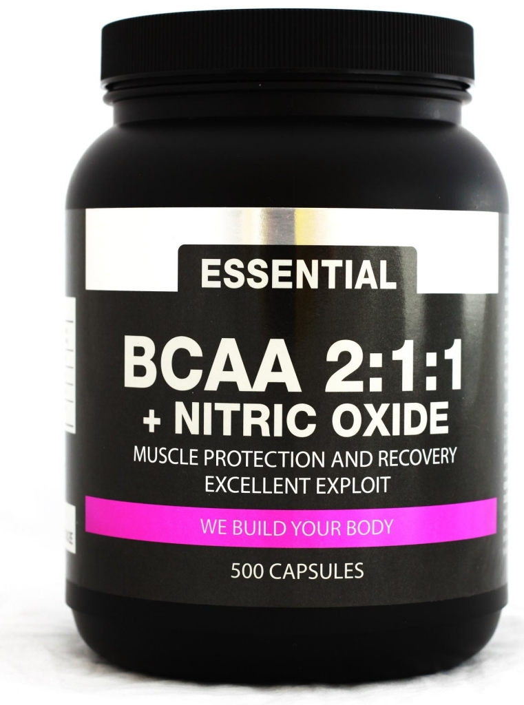 Prom-in BCAA Maximal 2:1:1 + Nitrix Oxide