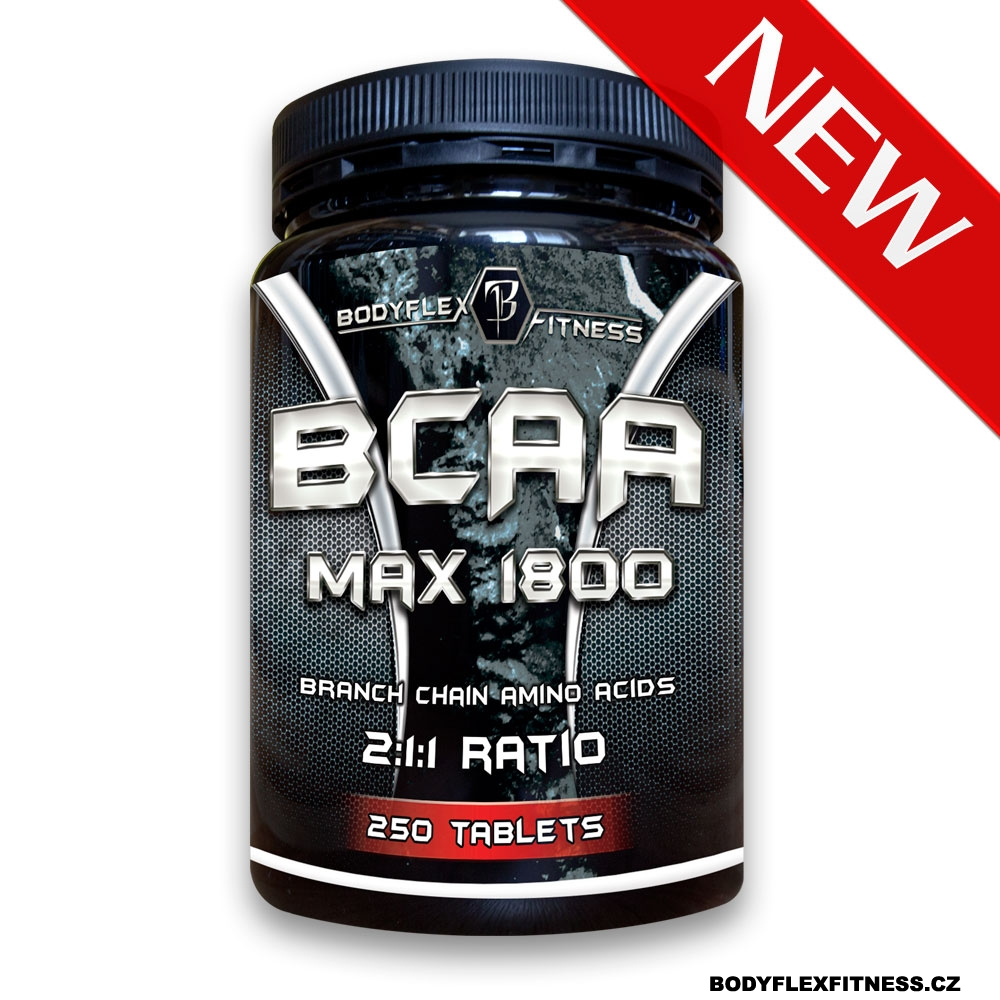 BODYFLEX FITNESS BCAA MAX 1800MG