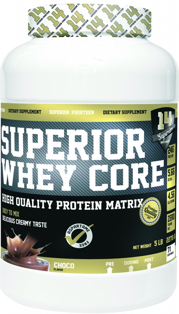 Superior 14 Whey Core