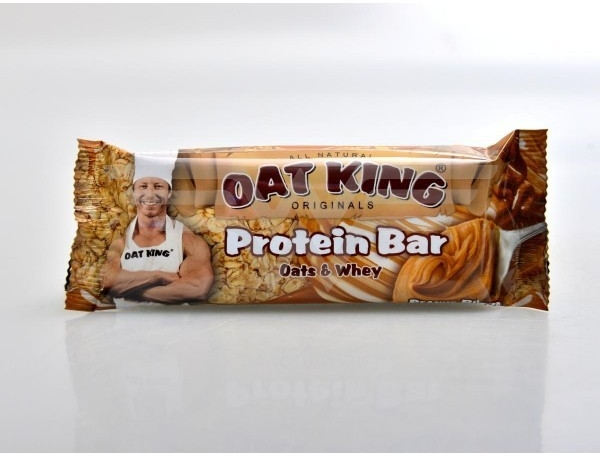 Oat King protein bar 80g oats & whey