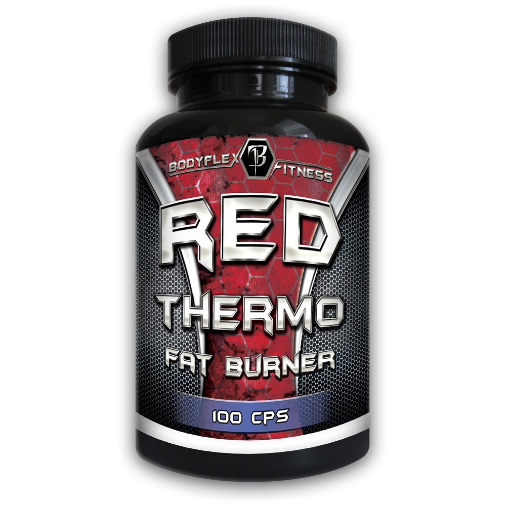 Bodyflex Fitness  RED THERMO