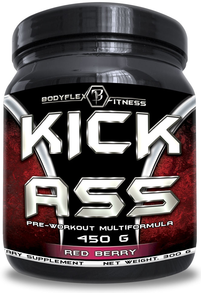 Bodyflex KICK ASS 450 g