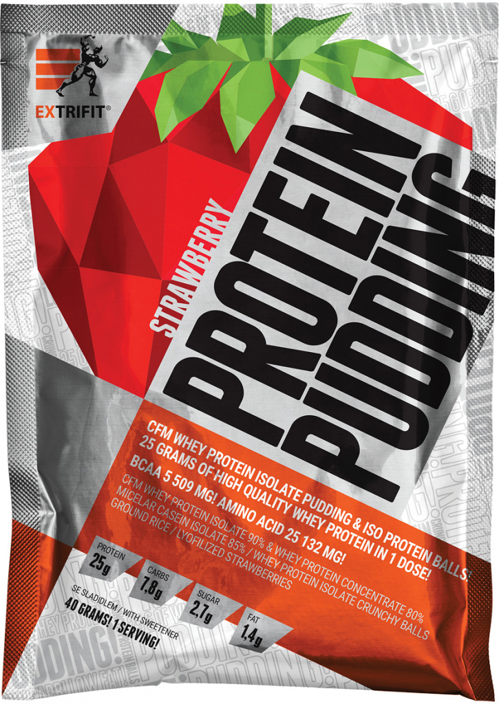 Extrifit Protein Pudding