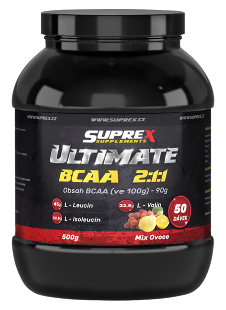 Suprex ultimate BCAA 2:1:1