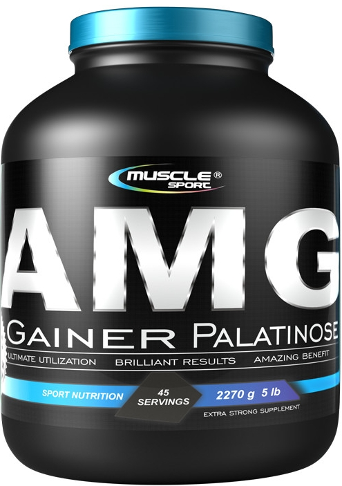 Muscle Sport AMG Gainer Palatinose 2270 g