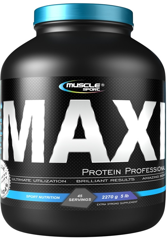 Muscle Sport Profesional Maxi Protein 2270 g
