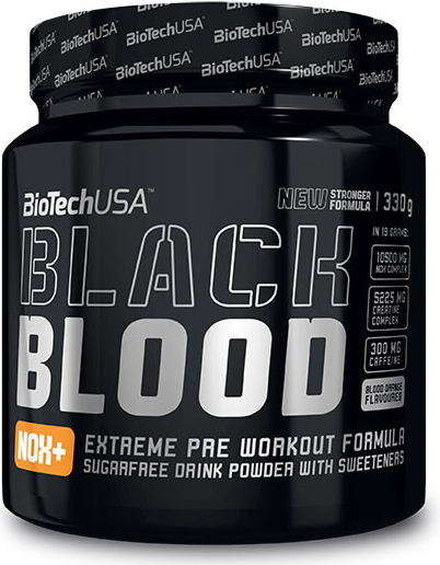 BioTech USA Black Blood NOX+ 330 g